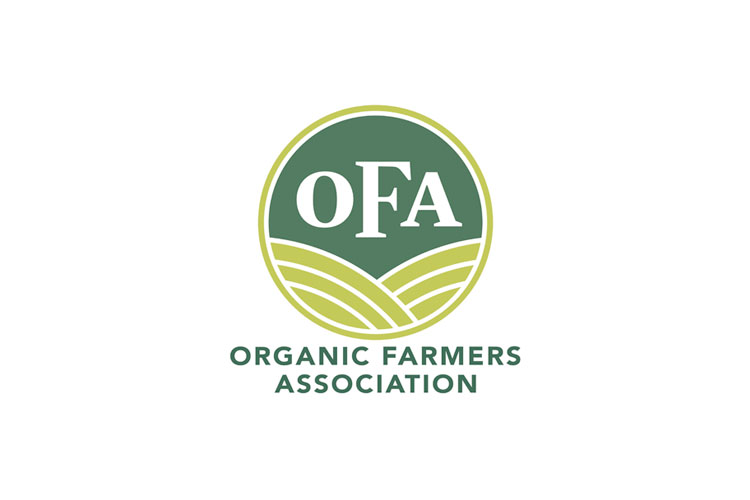 Organic Farmers Association Logo