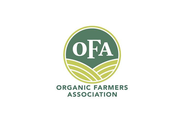 Organic Farmers Association Logo